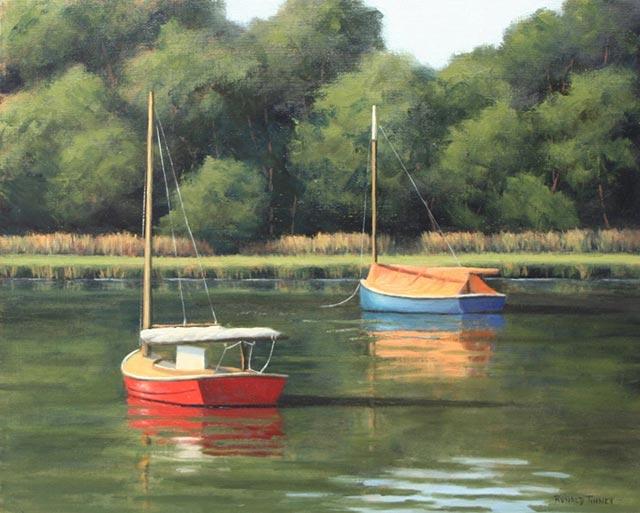Ronald Tinney - Summer Colors