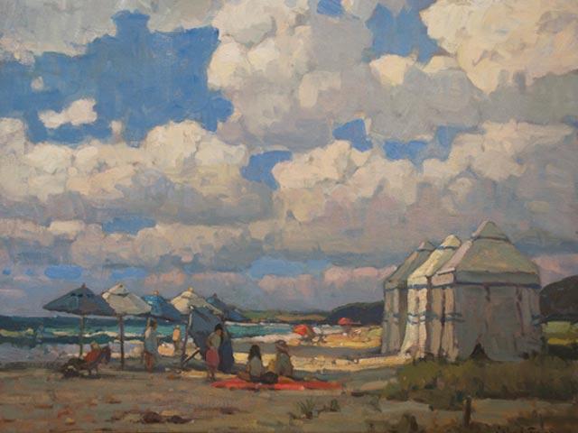 John C. Traynor - Family Time, Ocean House Beach