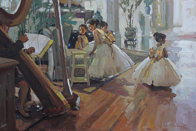 John C. Traynor - The Special Day