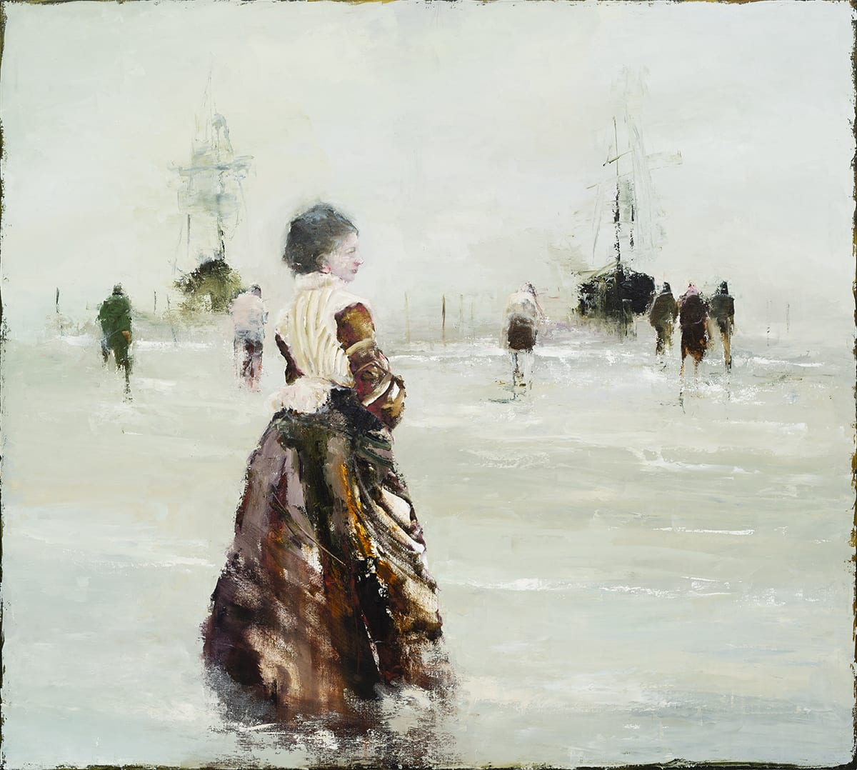 France Jodoin - A Heart Sometimes a Foreigner Remembers it Forgot