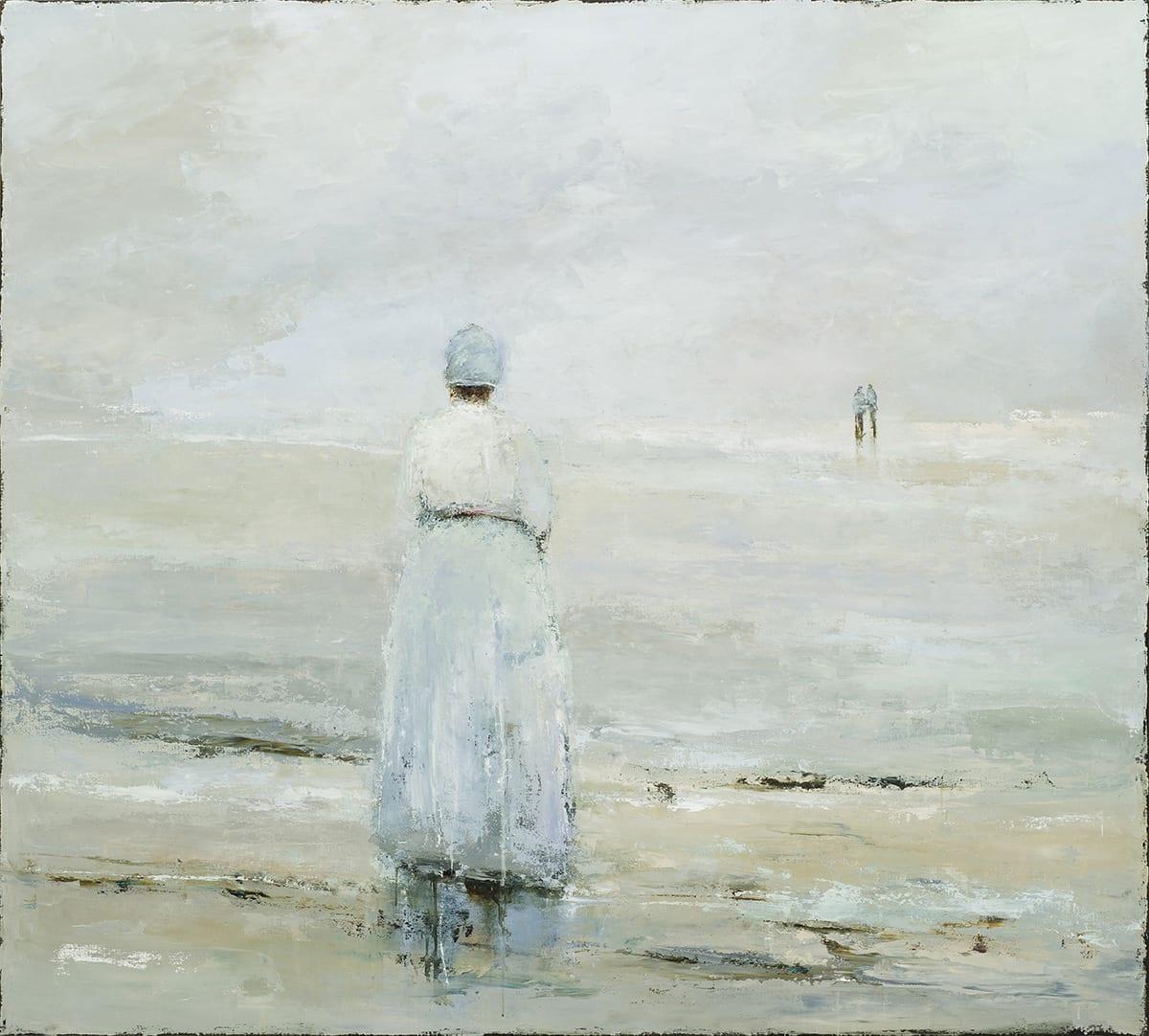 France Jodoin - Across the Sand Shadows Come and Go
