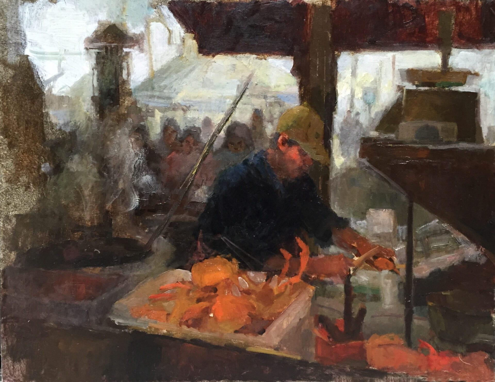 Stacy Kamin - Fisherman's Wharf