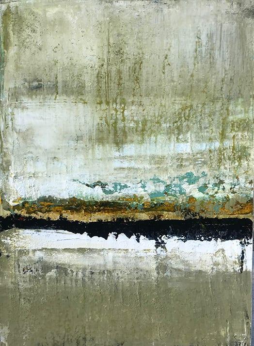 "Groundbreaking | Brad Robertson | 36 x 24"" | Oil"