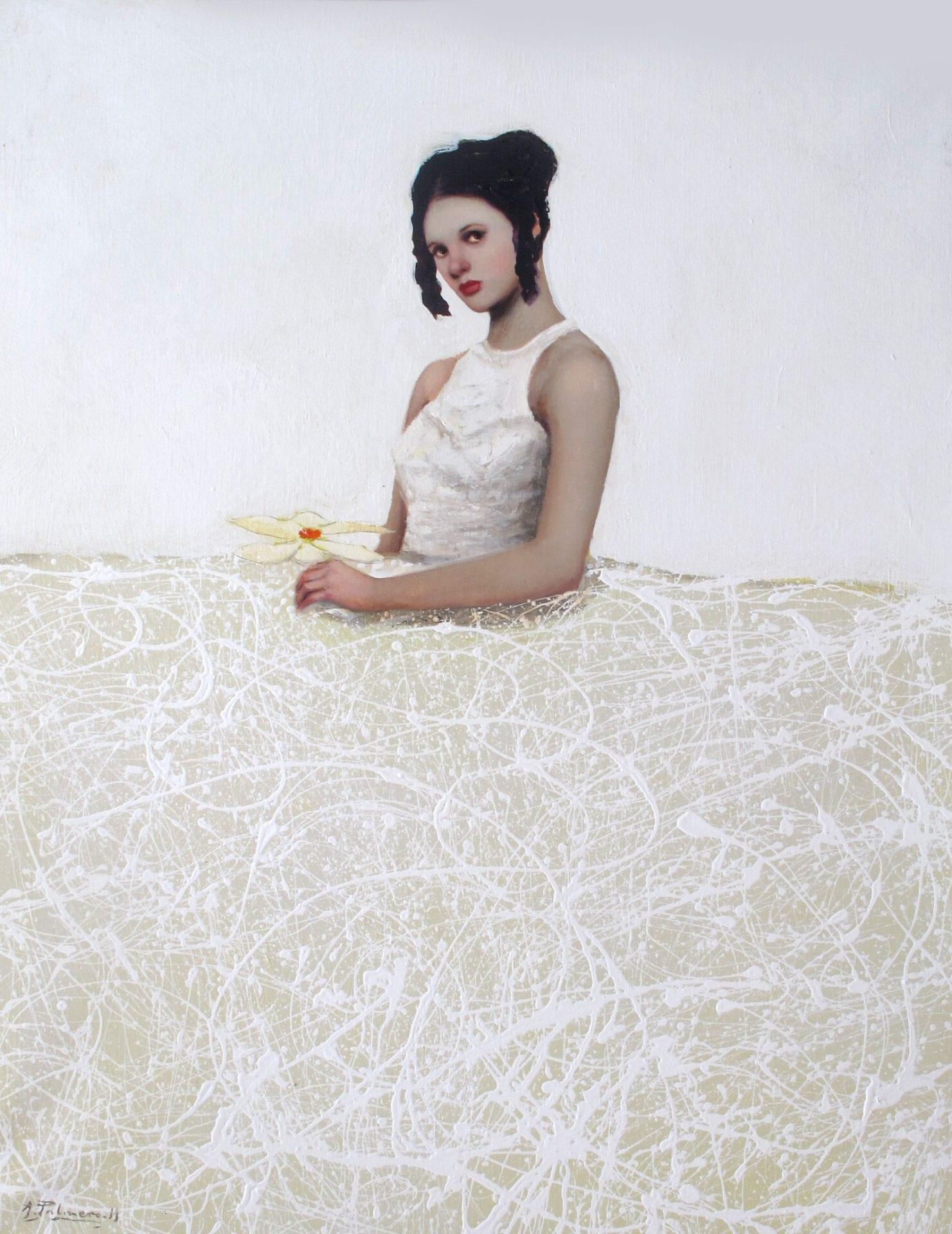Alfredo Palmero - Menina Blanca de la Flor