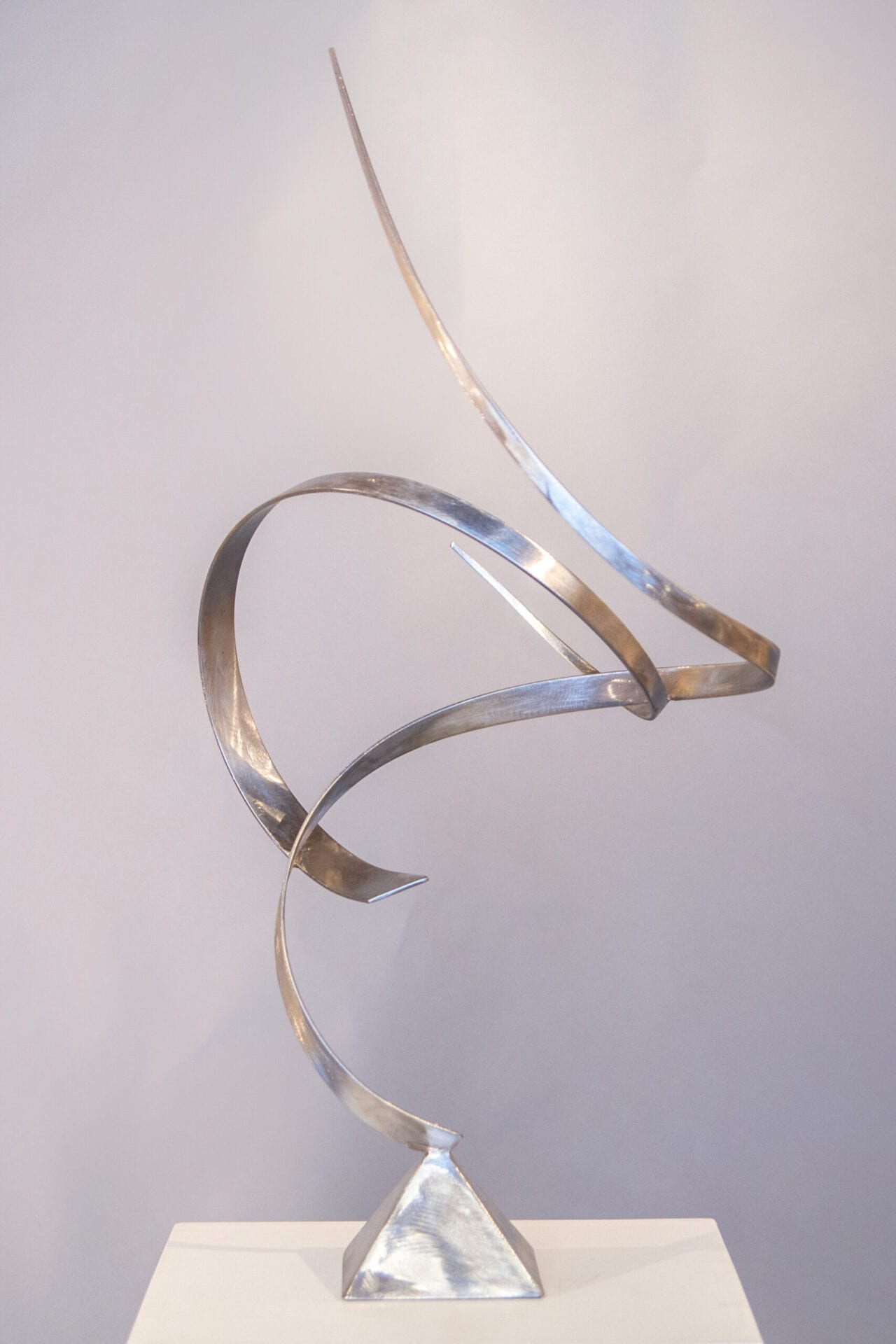 Simplicity I | Bruce Niemi | Stainless Steel | 32 x 17 x 16""