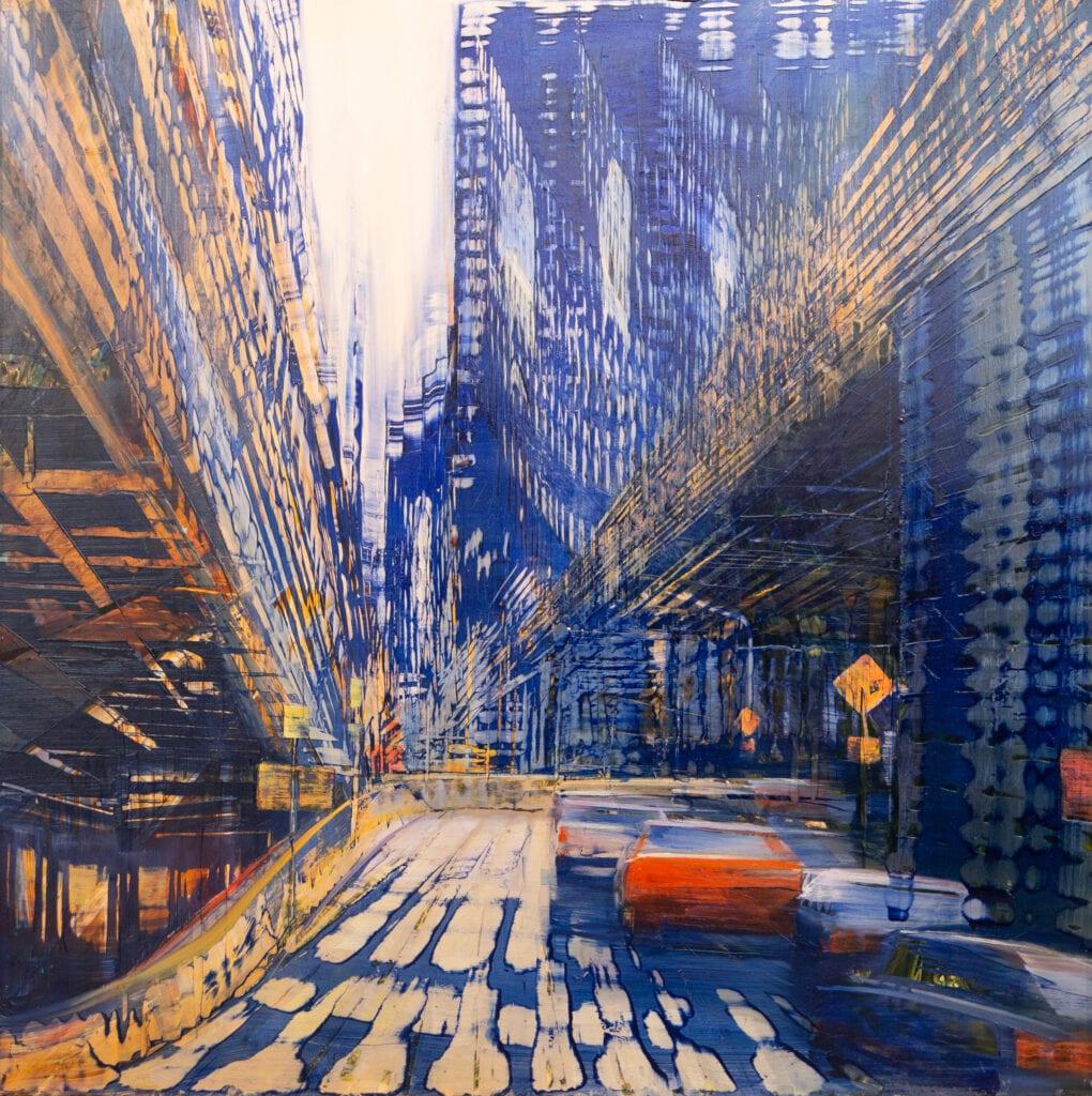 David Dunlop - Bridge Traffic Patterns