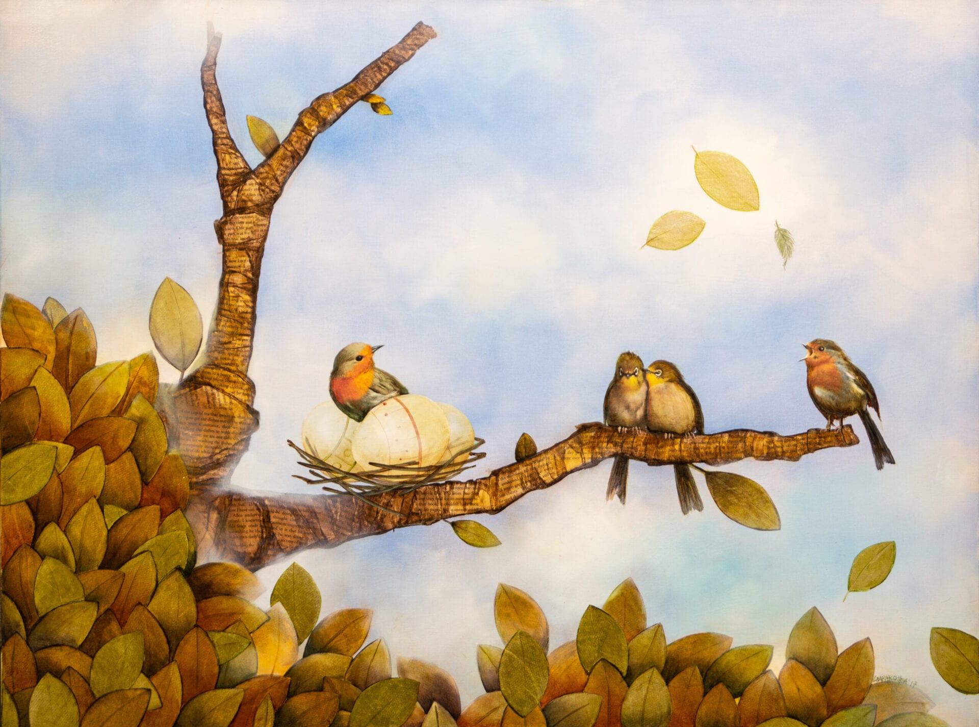 Guido Garaycochea - Bird Fullness