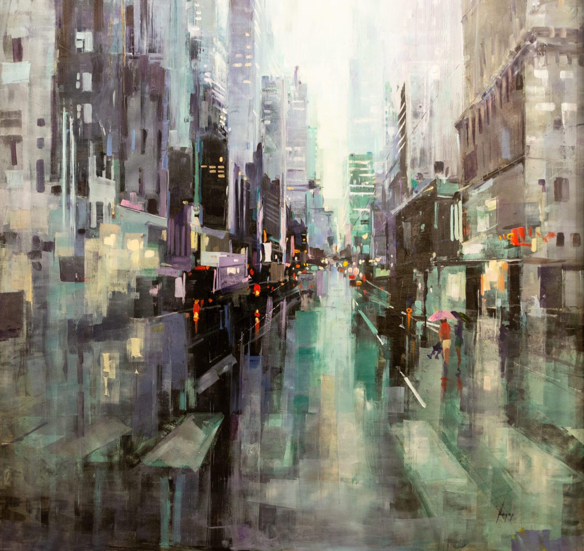 Hagop Keledjian - City Life