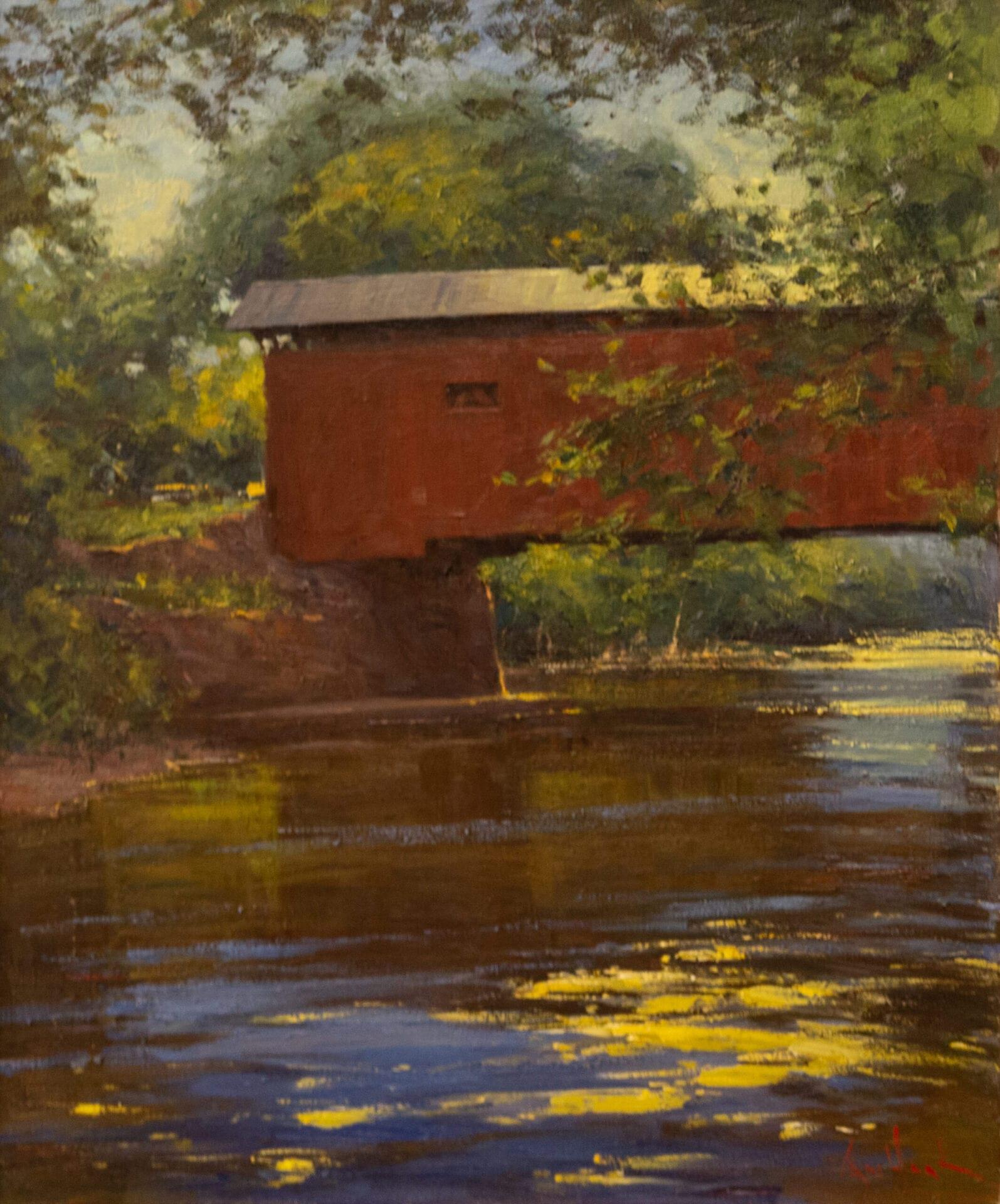 George Van Hook - The Bridge