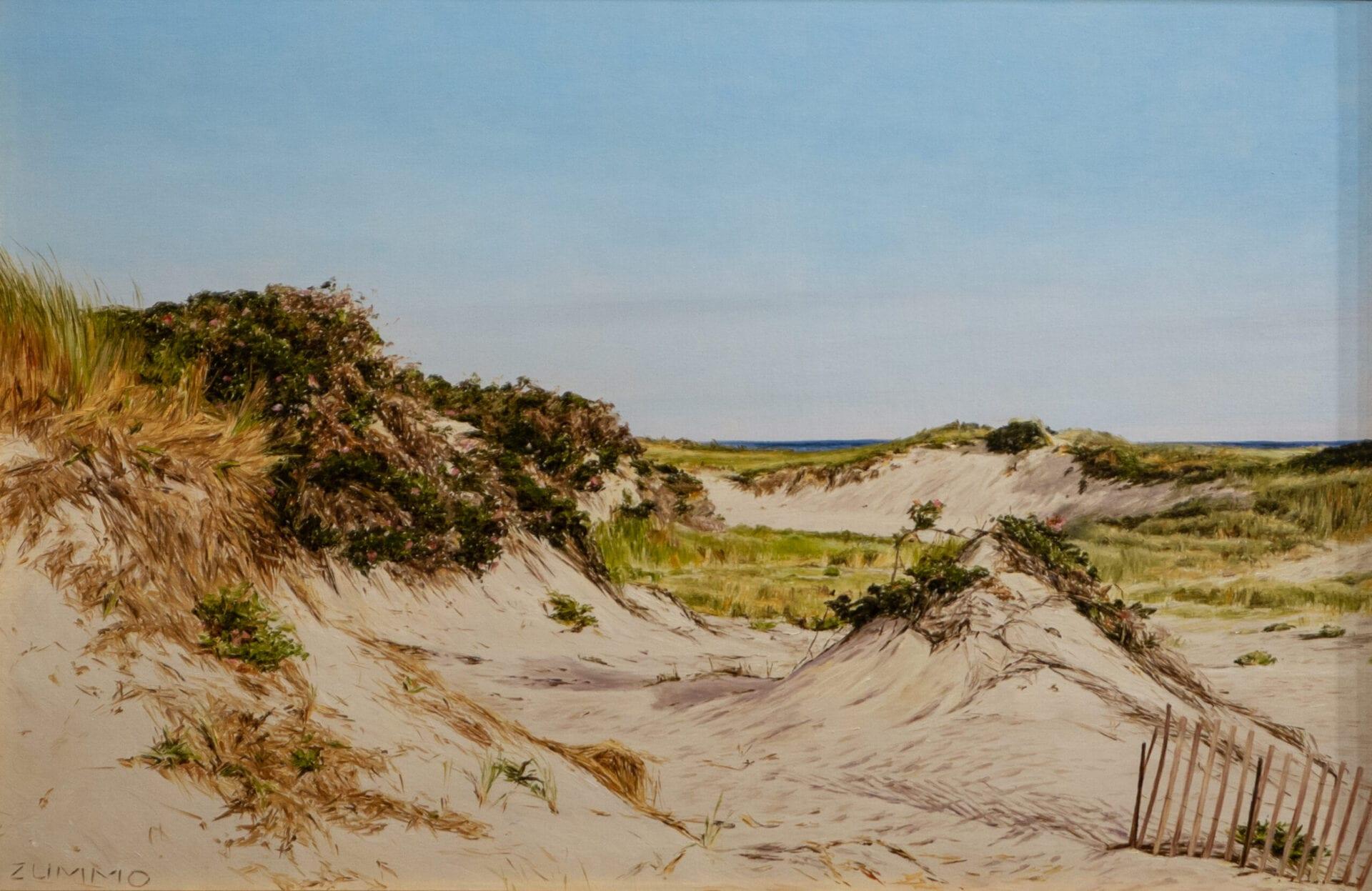Lori Zummo - Jetties Dunes
