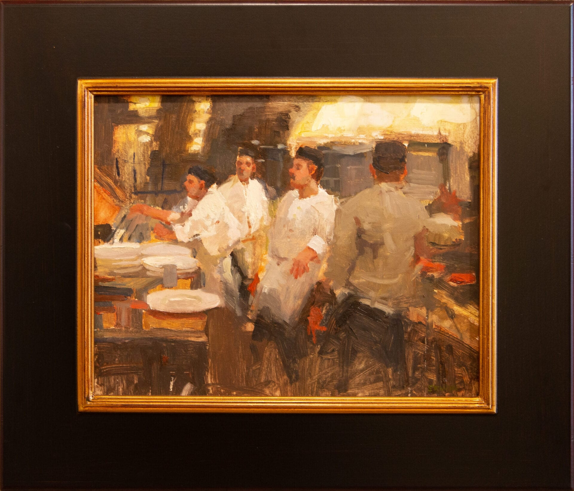 """In the Kitchen 
