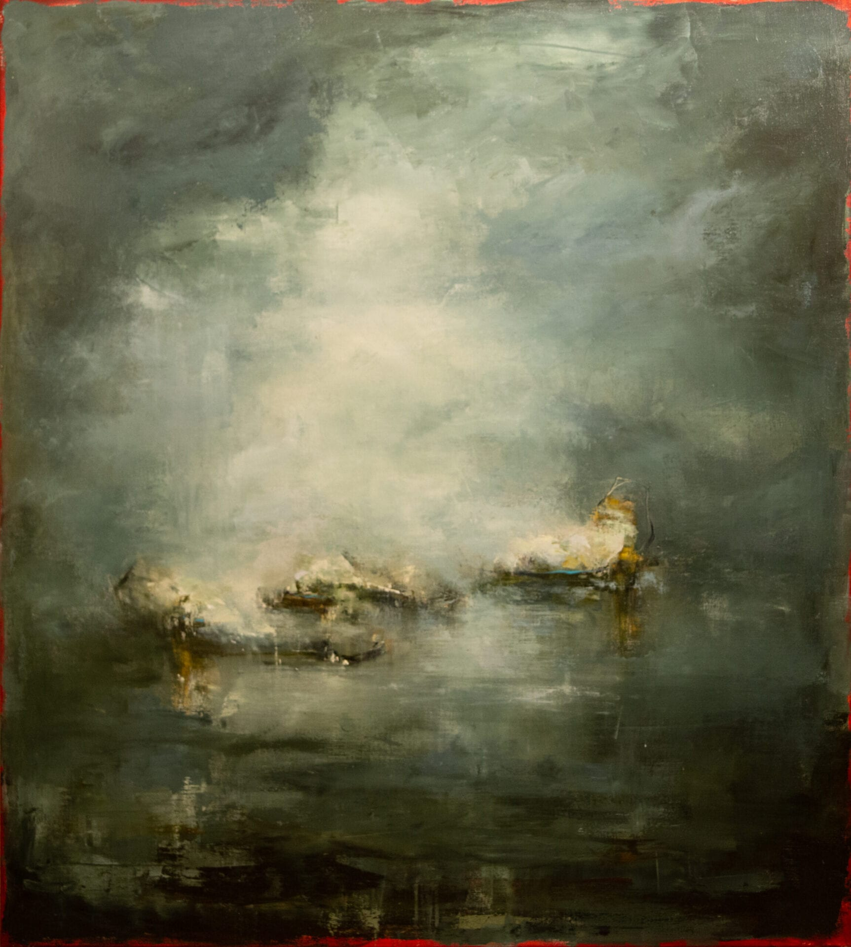 """The Dawn Wind Wrinkles and Slides 