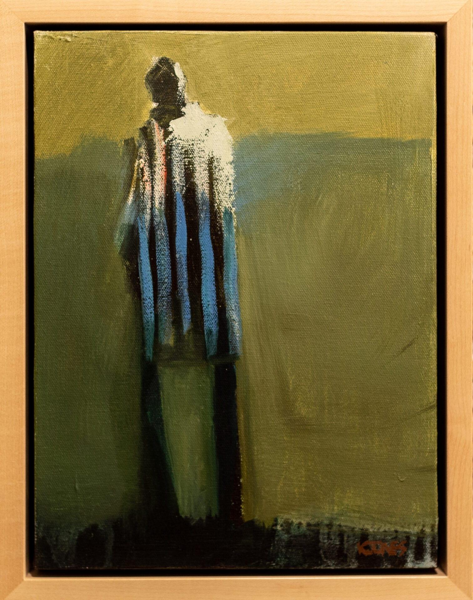 "Yesterday | Kathy Jones | 12 x 9"" | Oil"