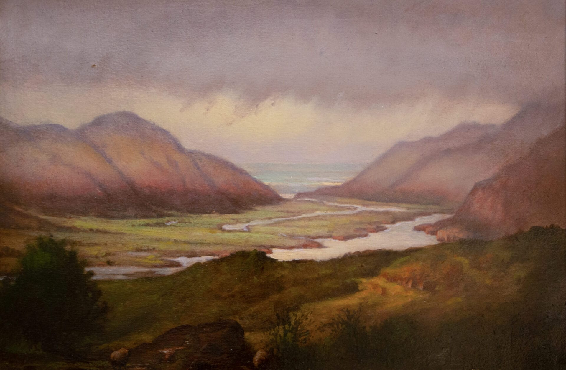 Peter Layne Arguimbau - Lady's View Ring of Kerry, Ireland
