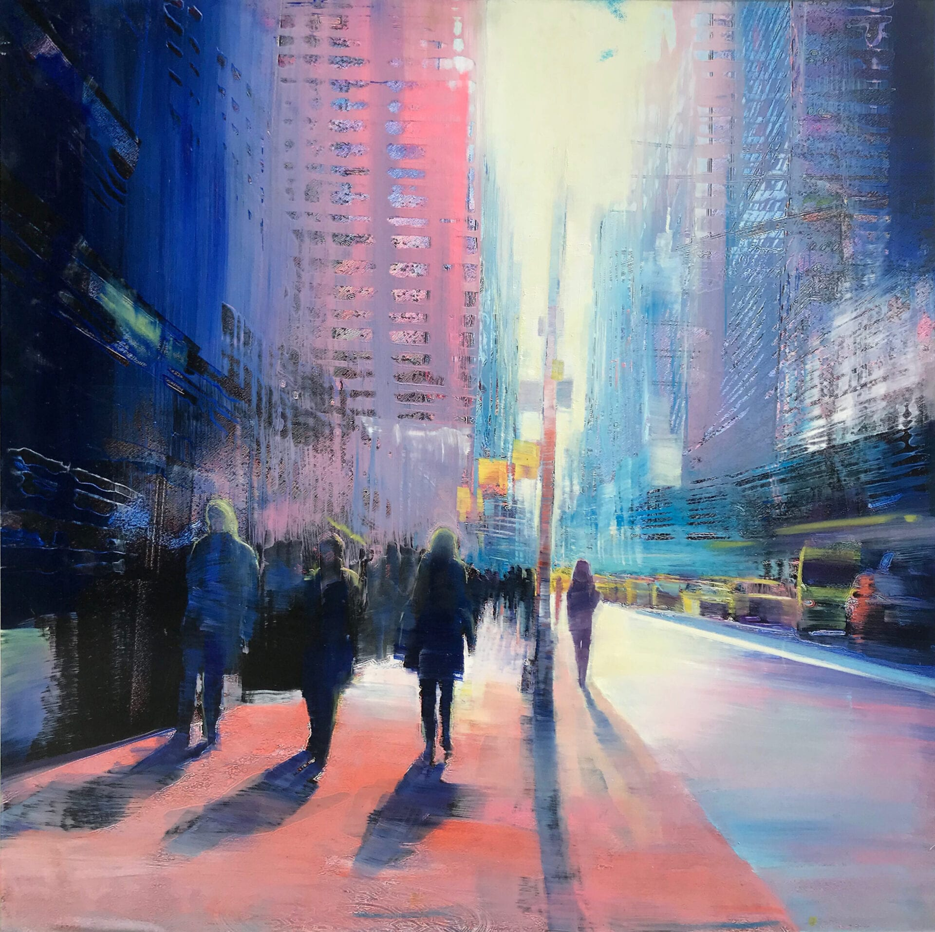 David Dunlop - NYC On the Avenue