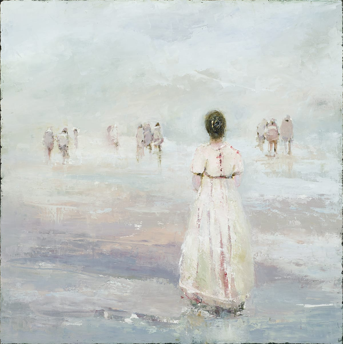 France Jodoin - Where the Feet Rested and Locked for a Moment