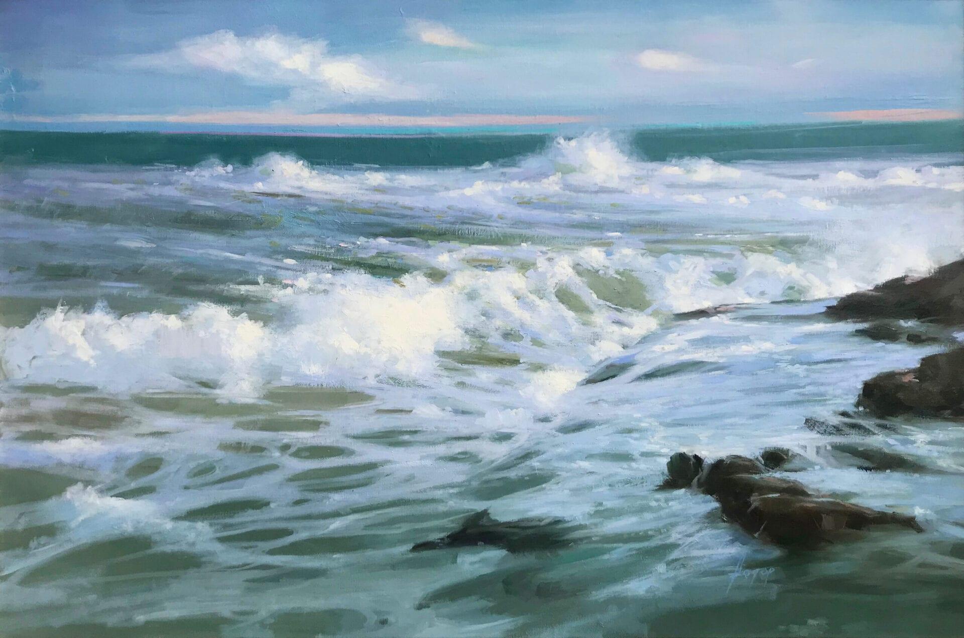 Hagop Keledjian - Sounds of the Sea