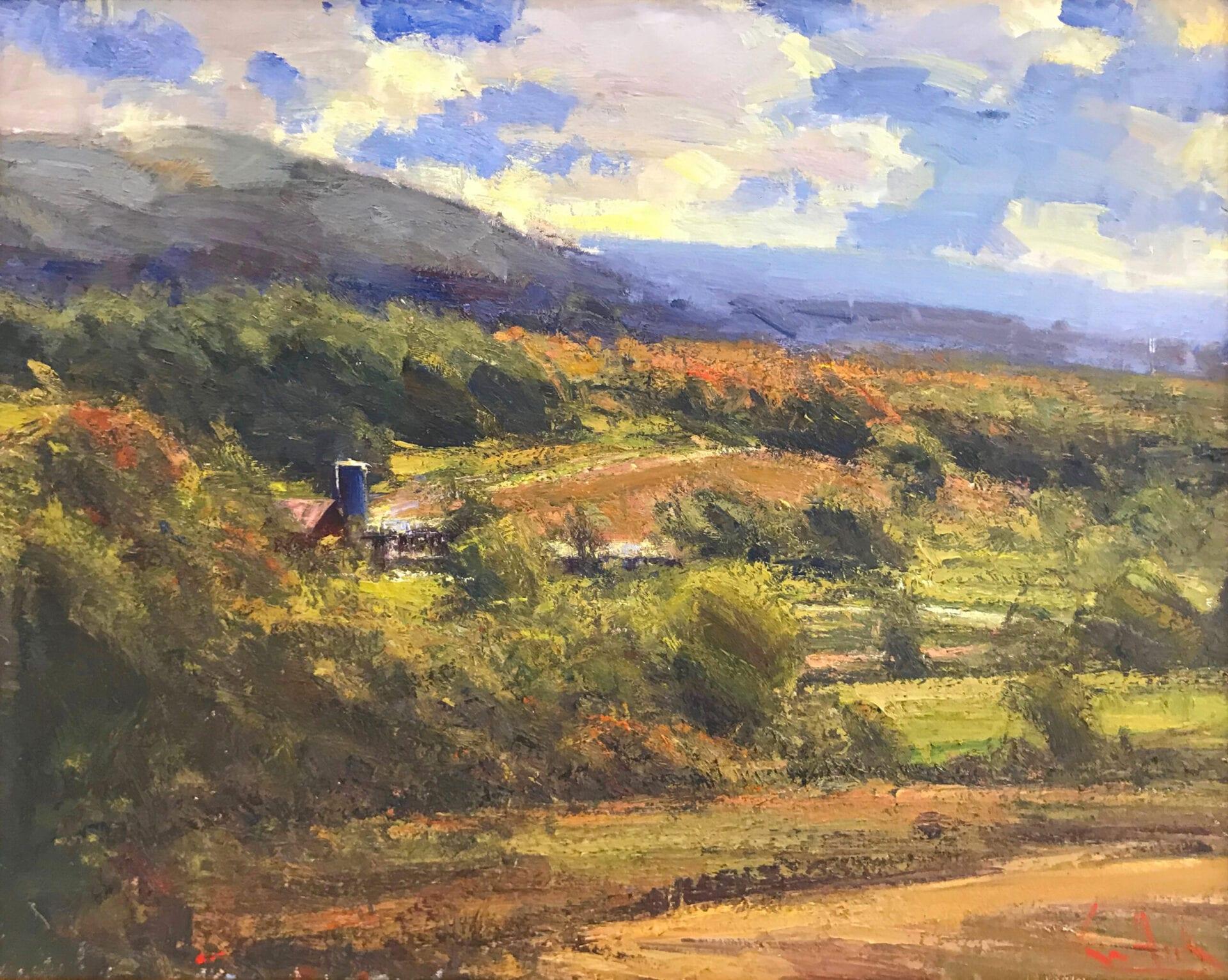 George Van Hook - Cross the Valley