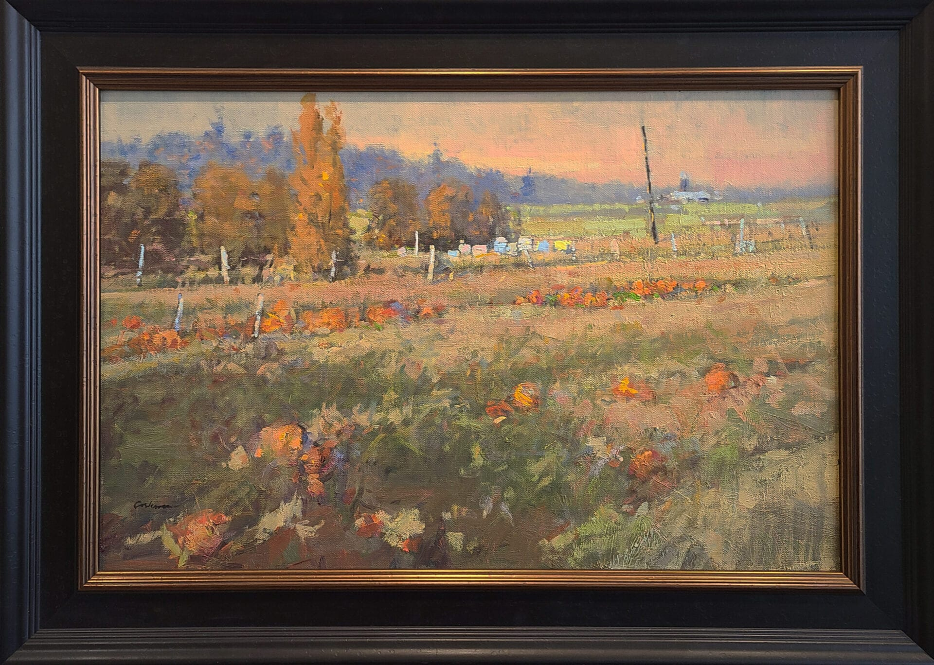 October's Leftovers | Gene Costanza | Oil | 20 x 30""