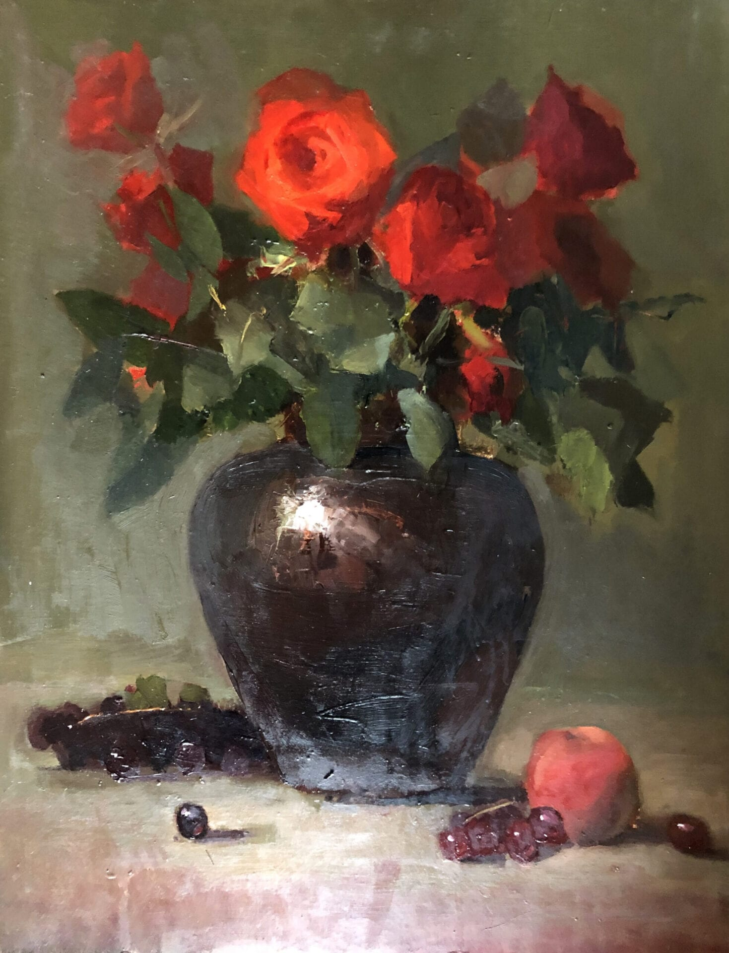"""Red Roses 