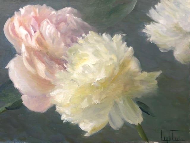 "Grand Finale | Oil on Canvas | 12 x 16"""