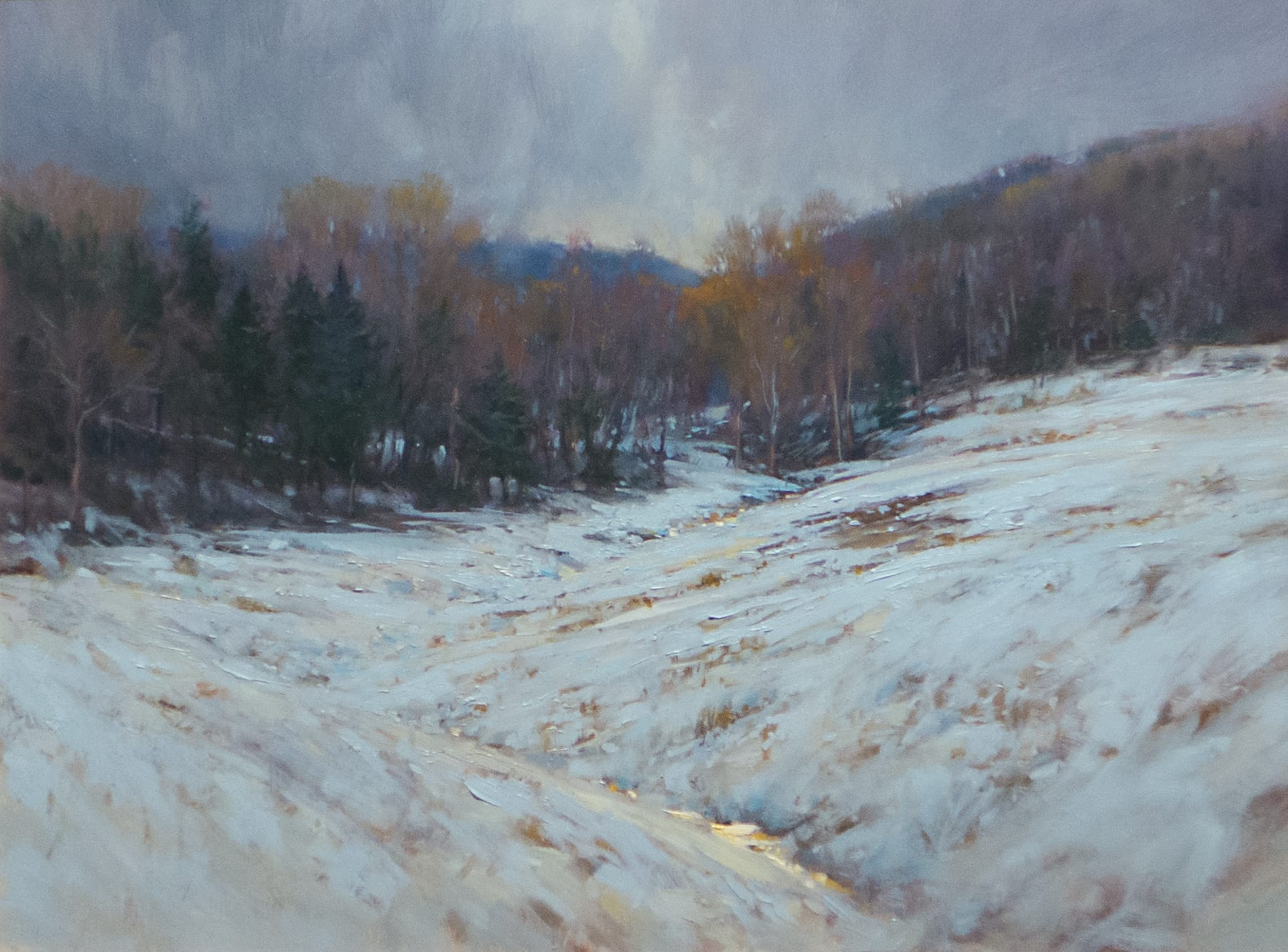 """Early Thaw 
