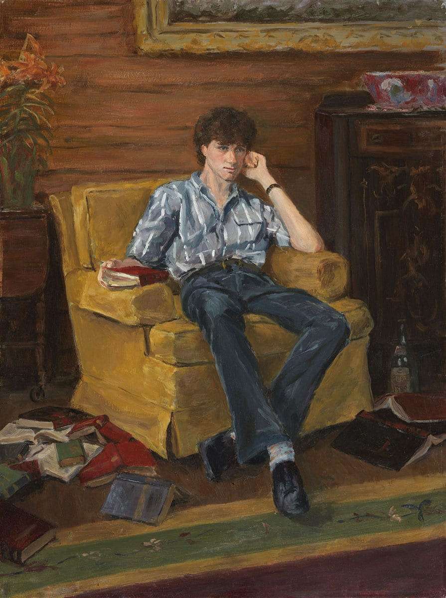 """The Reader 