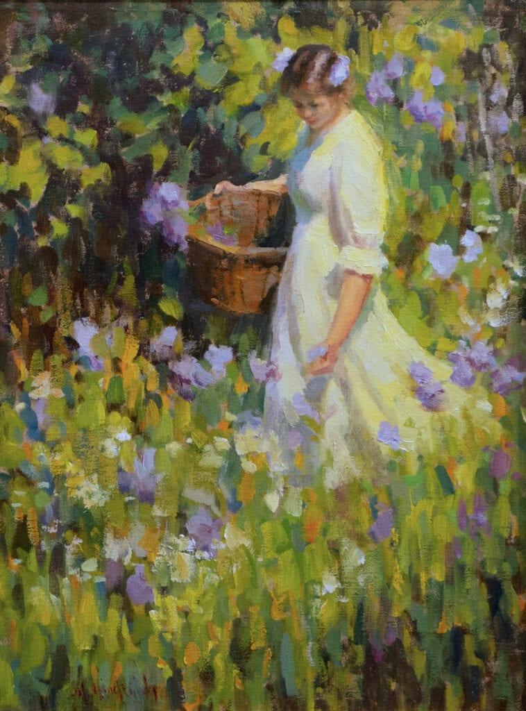 Mark Gingerich - Gathering Wildflowers