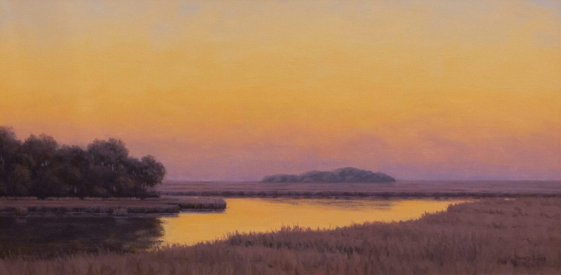 Ronald Tinney - Quiet Color