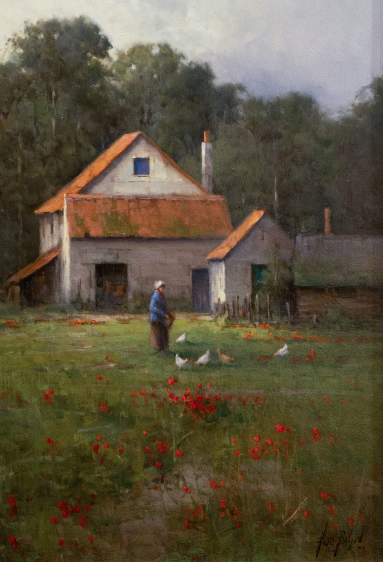 Andre Balyon - Summer on the Farm