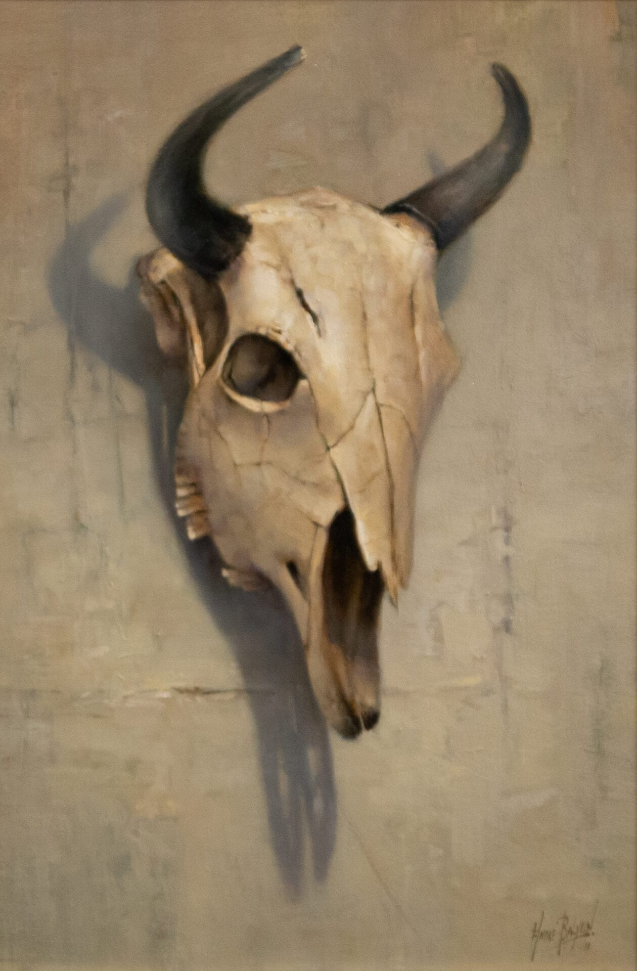Andre Balyon - The Bison Skull