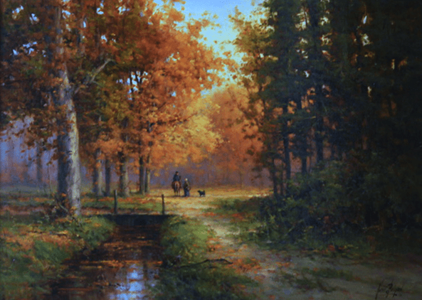 Andre Balyon - An Autumn Moment