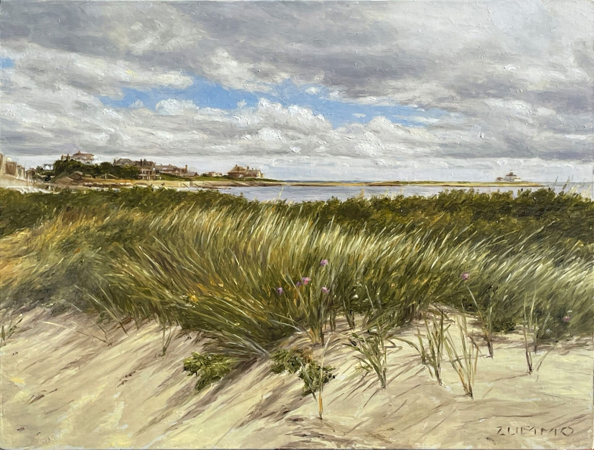 Lori Zummo - From the Dunes Watch Hill