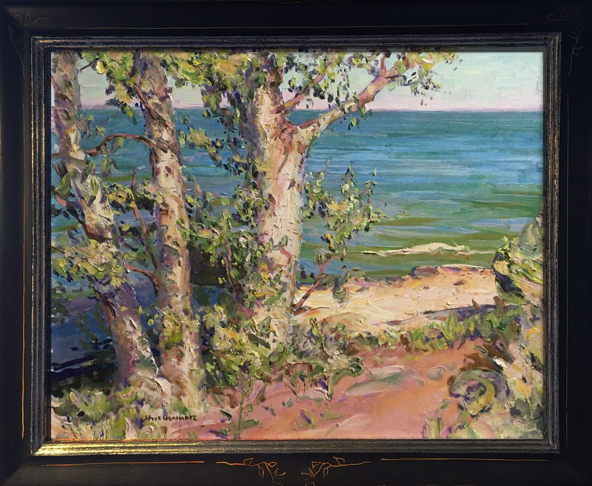 Gerhartz_Birches_at_the_Beach_Frame