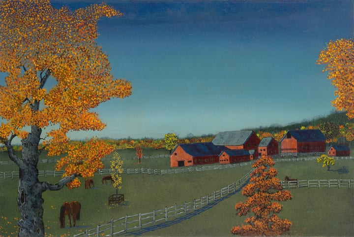 The Cavell Farm (MKE)