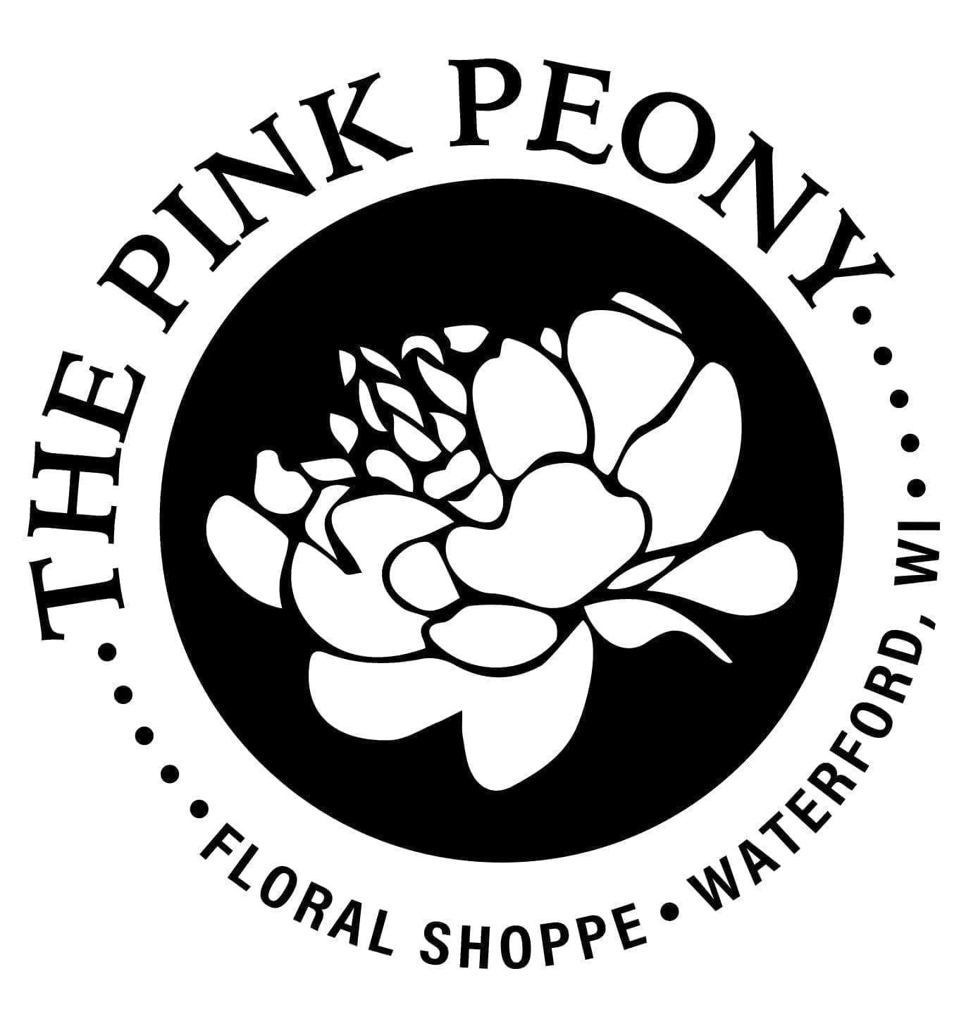PinkPeony_FinalLogo2_BW_WBD-Nicole-Wright-1