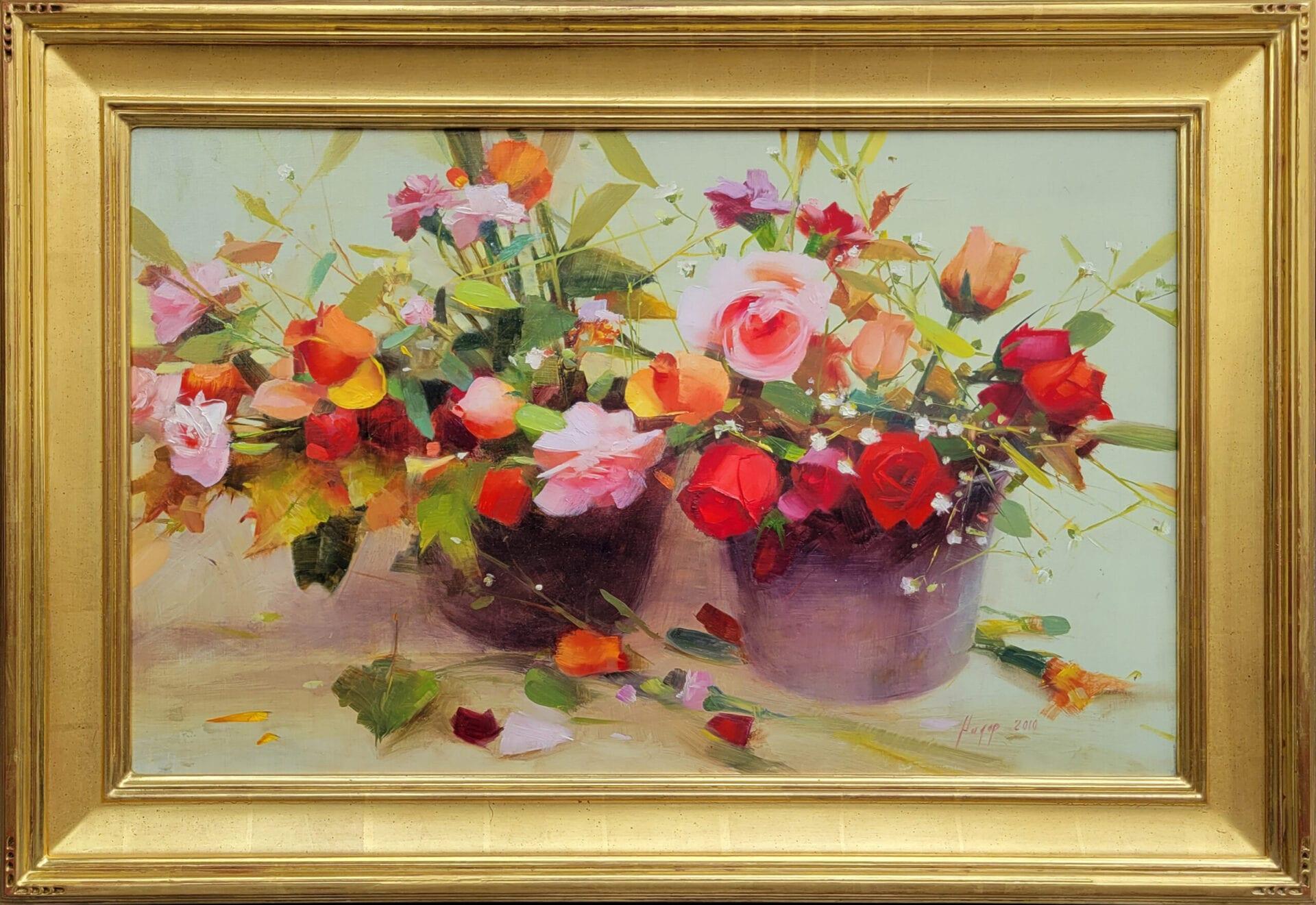 Keledjian_Flower_Joy_17.5x28_Frame