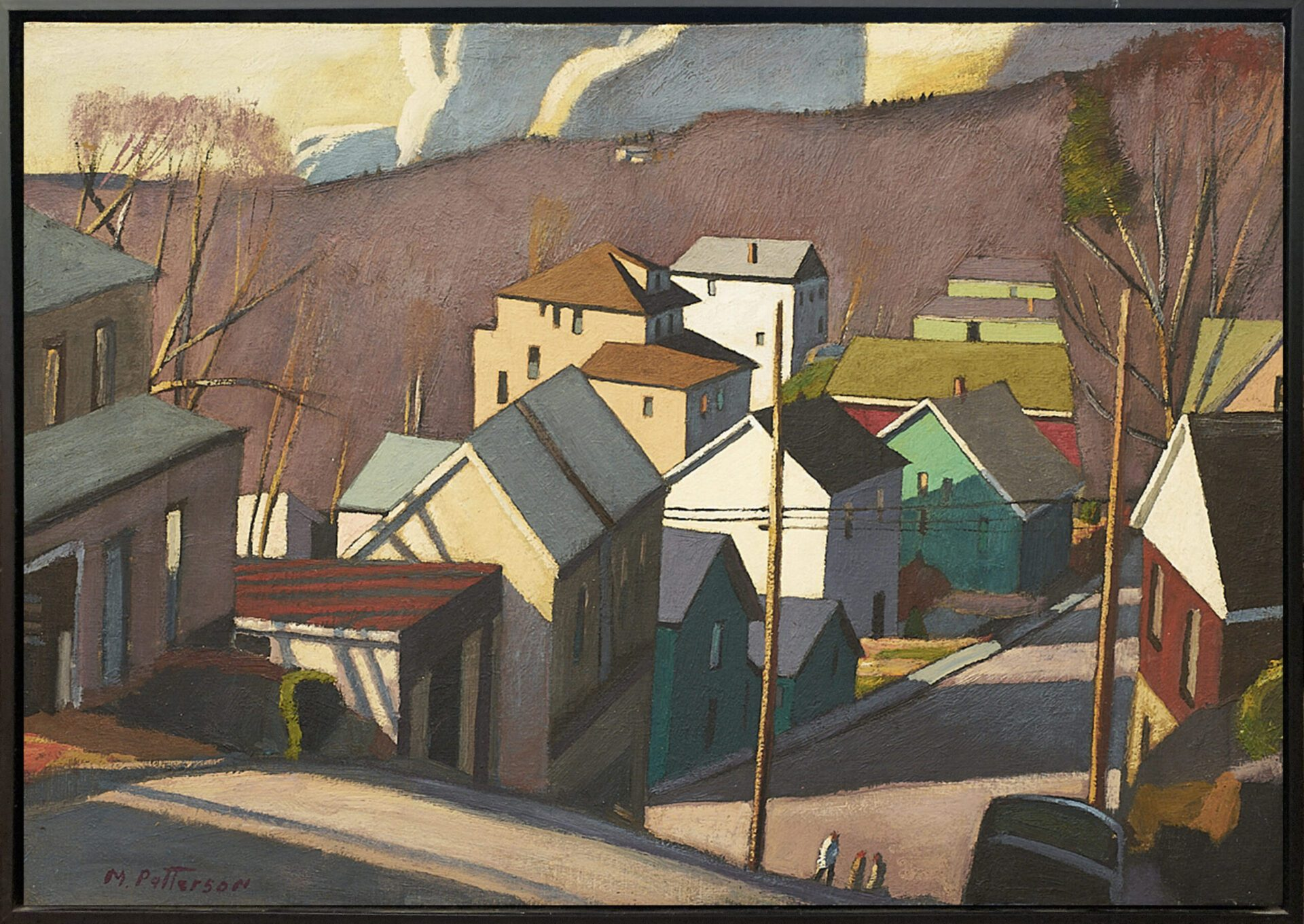 Patterson_Rooftops_24x34_Frame