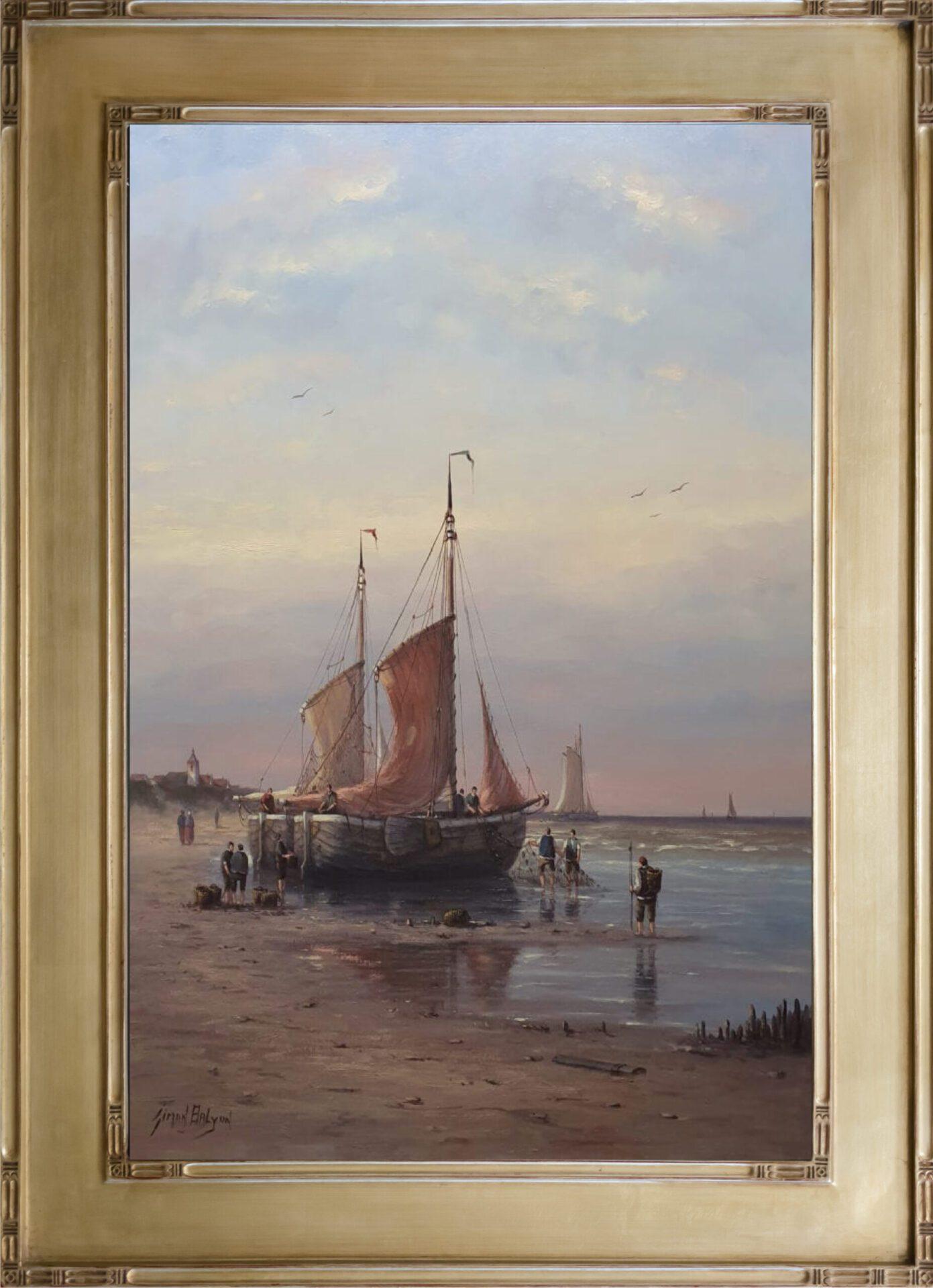 Balyon_Fishing_Boats_Frame