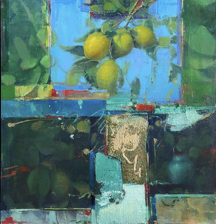 Chris Groves- Lemons in the Abstract