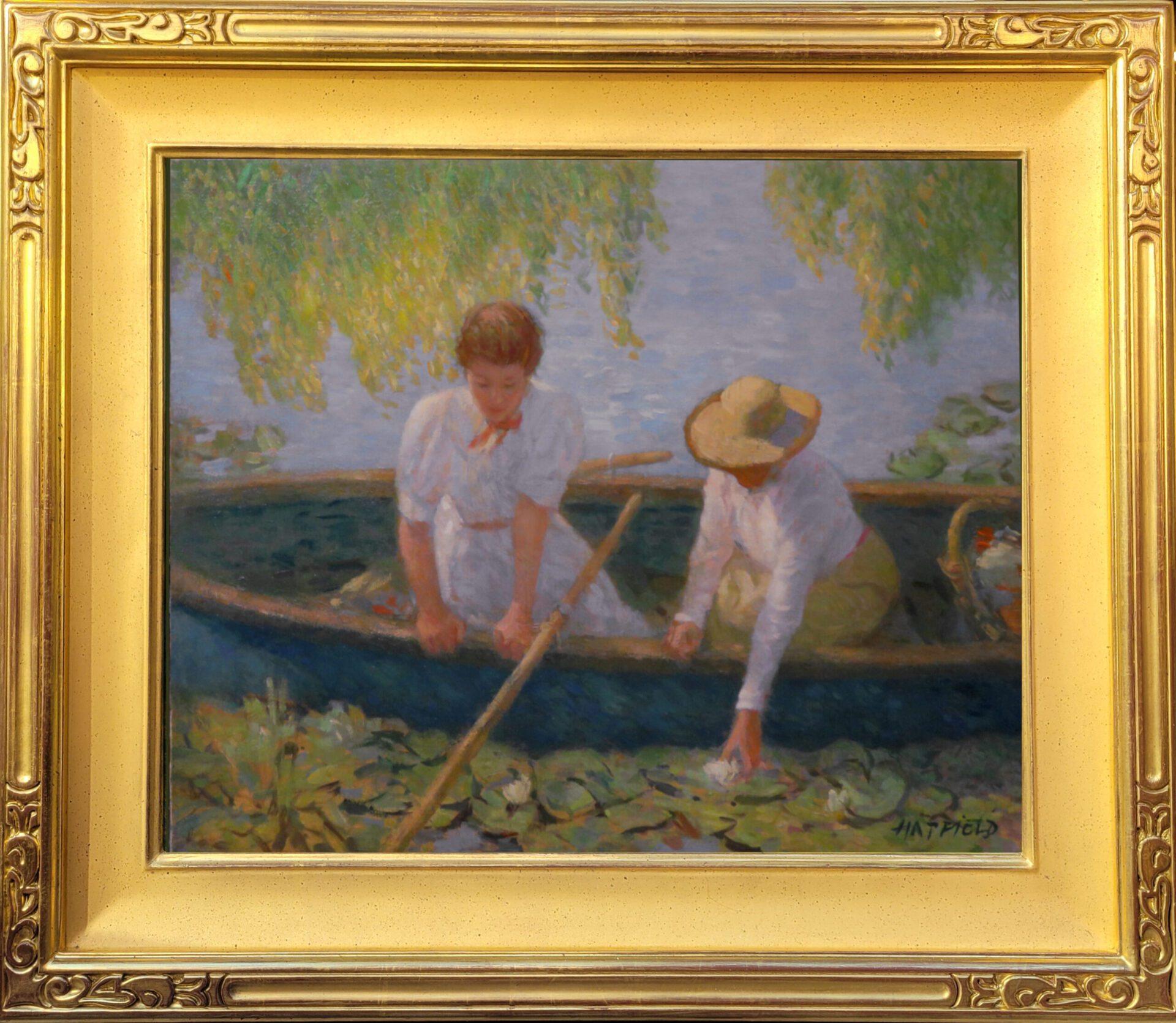 Hatfield_Boating_12x16_Frame