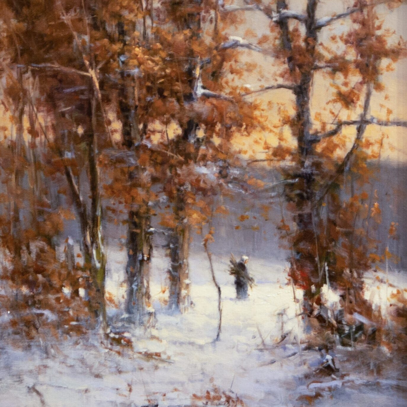Andre Balyon - In a Winter's Forest