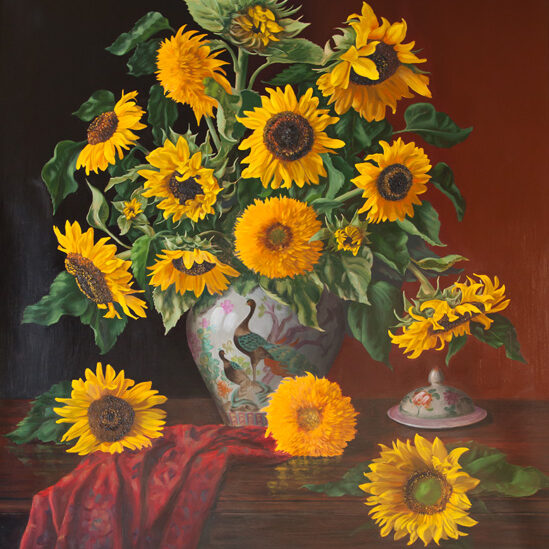Christopher Pierce - Sunflowers