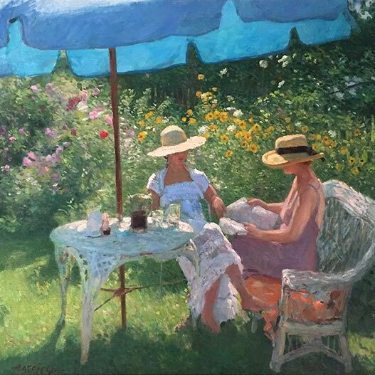 David Hatfield - Tea Time
