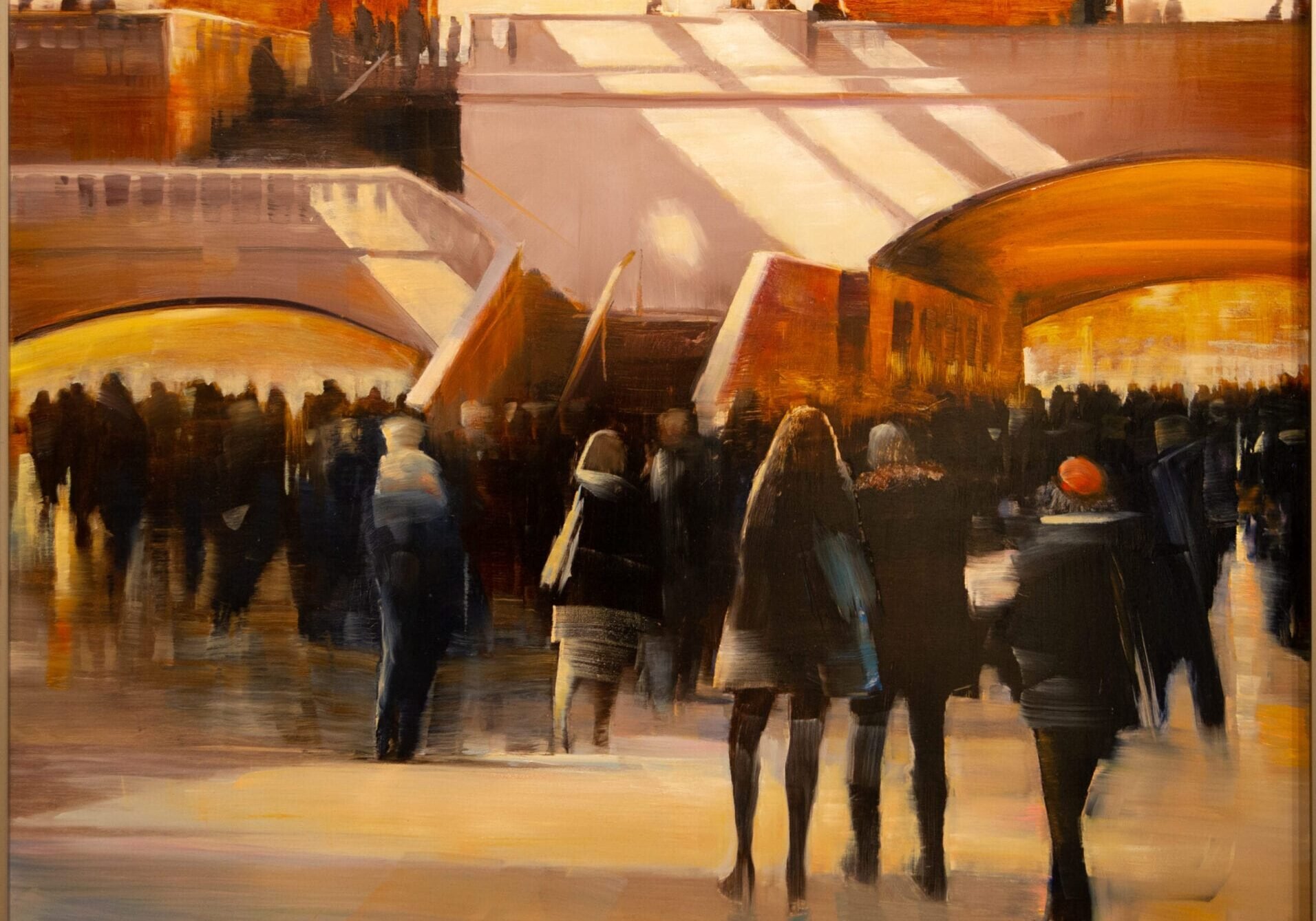 Grand Central Station, Sun Stripes (MKE)