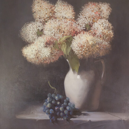 Hydrangeas and Grapes (MKE)