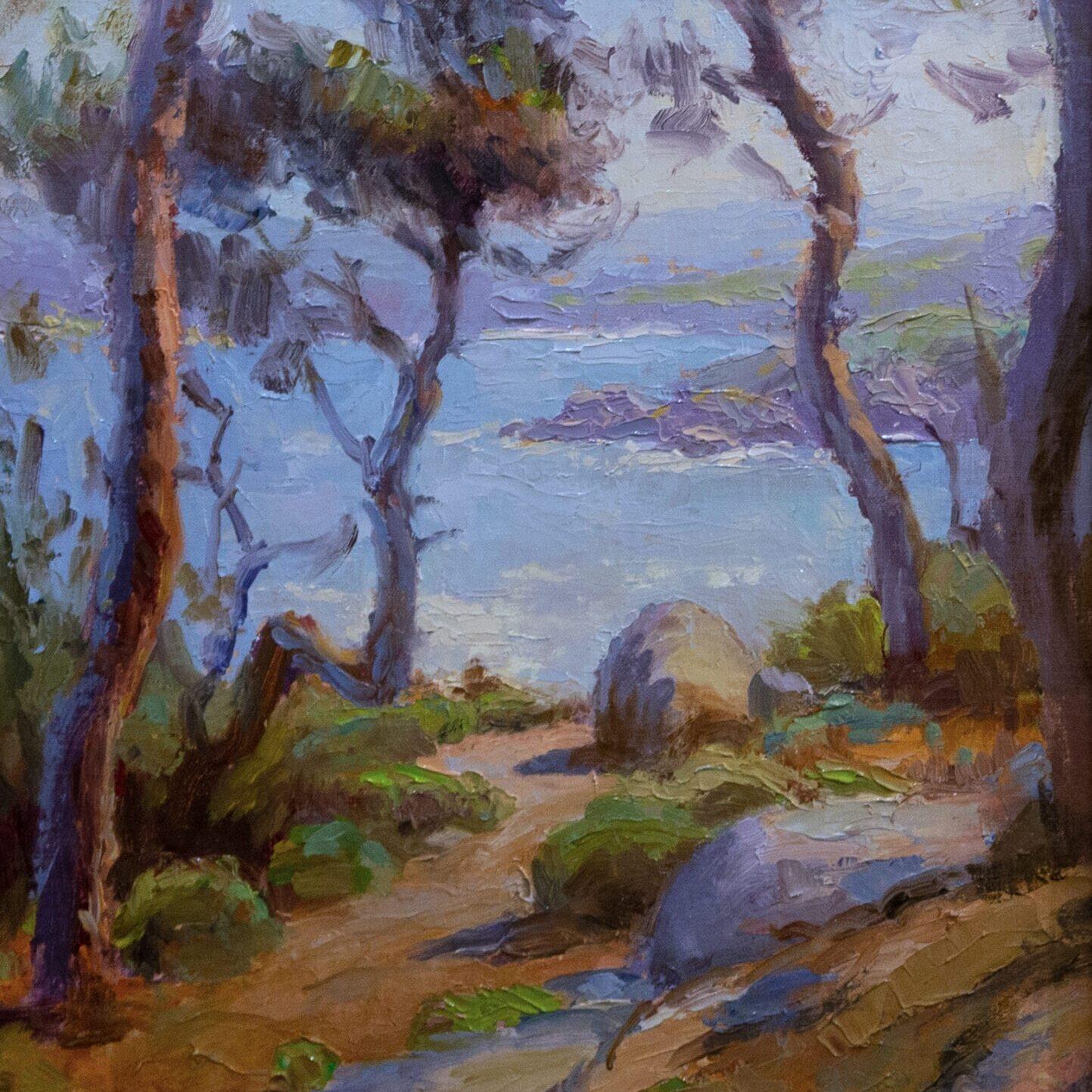 Mark Gingerich - Point Lobos