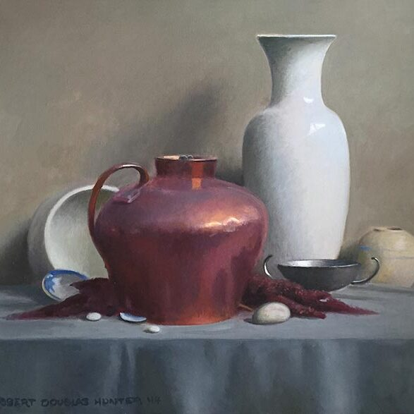 Still Life with a Copper Bowl (MKE)