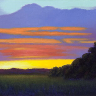 Robert Scott Jackson - August Sunset