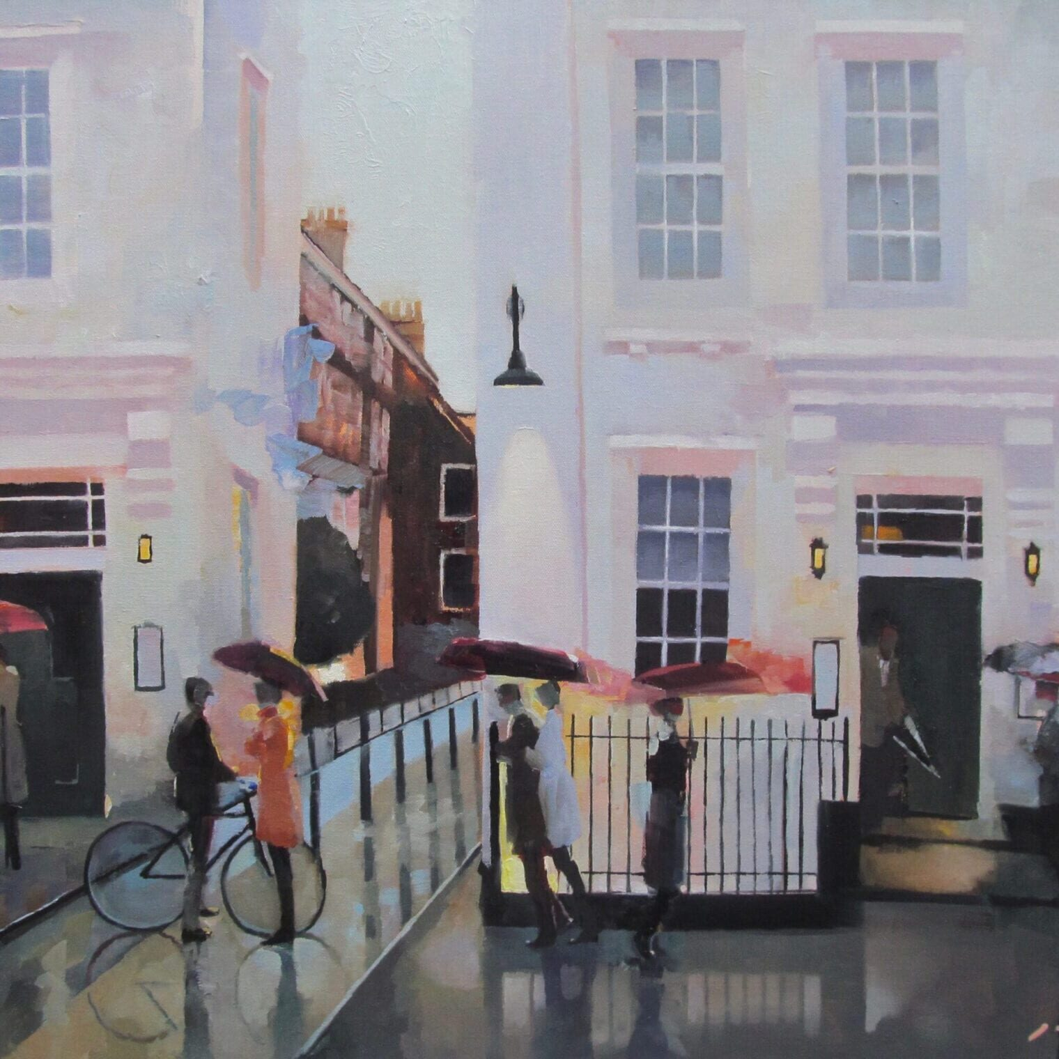 The English Way (SOLD)